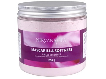 Mascarilla facial softness, Nirvana Spa